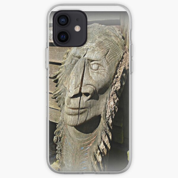 The Face iPhone Soft Case