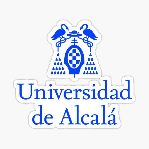 Universidad de Alcala Pegatina
