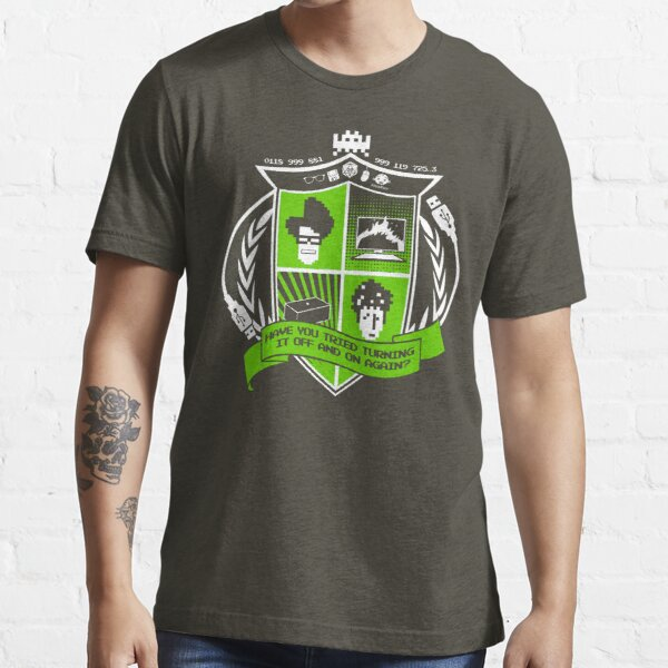 The IT Crowd Crest Essential T-Shirt