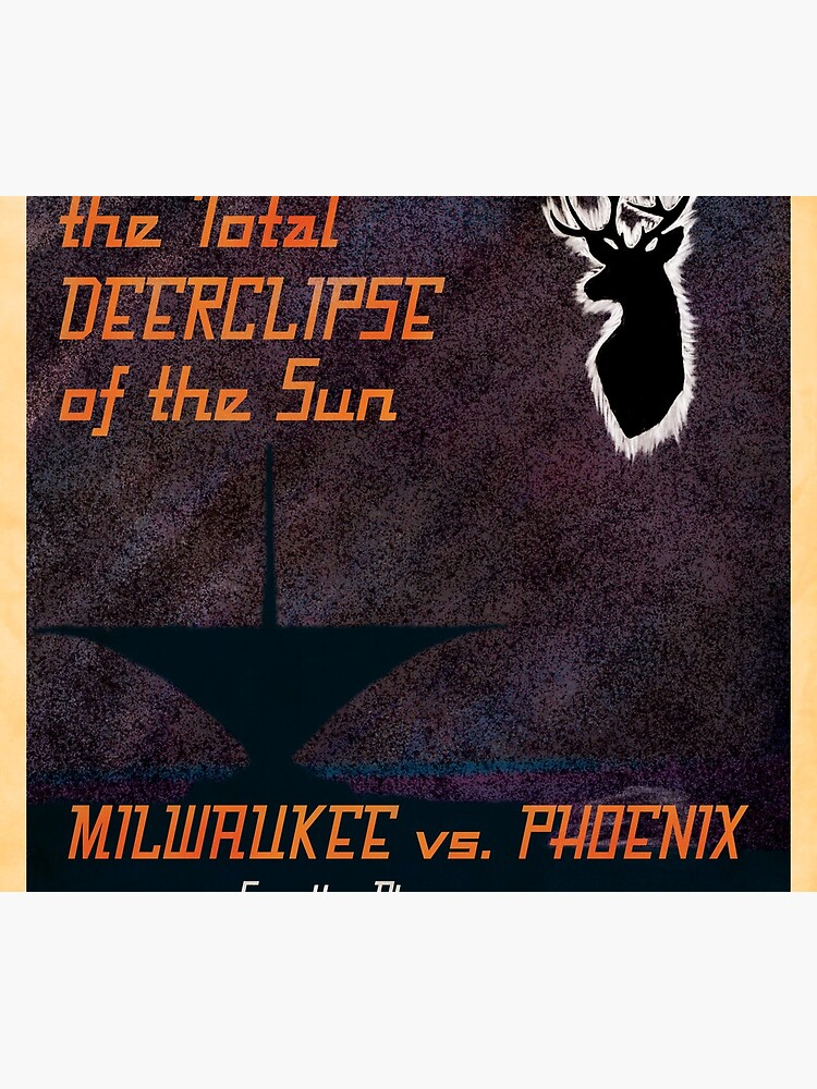 Don't Miss the Total Deerclipse of the Sun by AJW3-Art