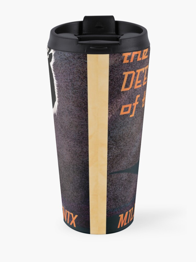 Alternate view of Don't Miss the Total Deerclipse of the Sun Travel Mug