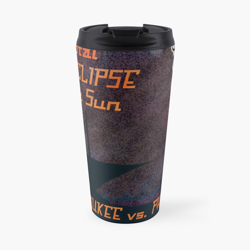 Don't Miss the Total Deerclipse of the Sun Travel Mug