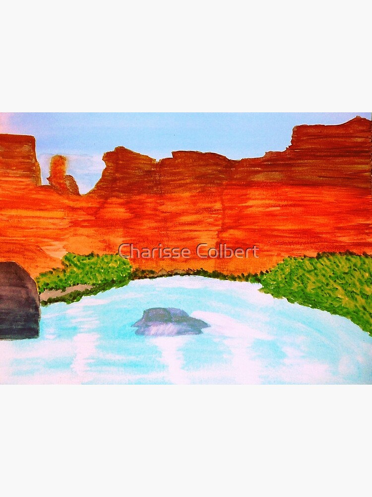 Arizona Turquoise by charissecolbert