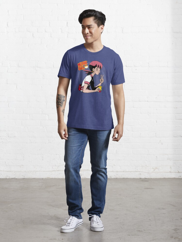 Alternate view of Miltank Girl Essential T-Shirt
