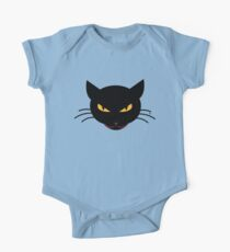 Evil Kitty Kids Clothes