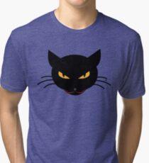 Evil Kitty Tri-blend T-Shirt