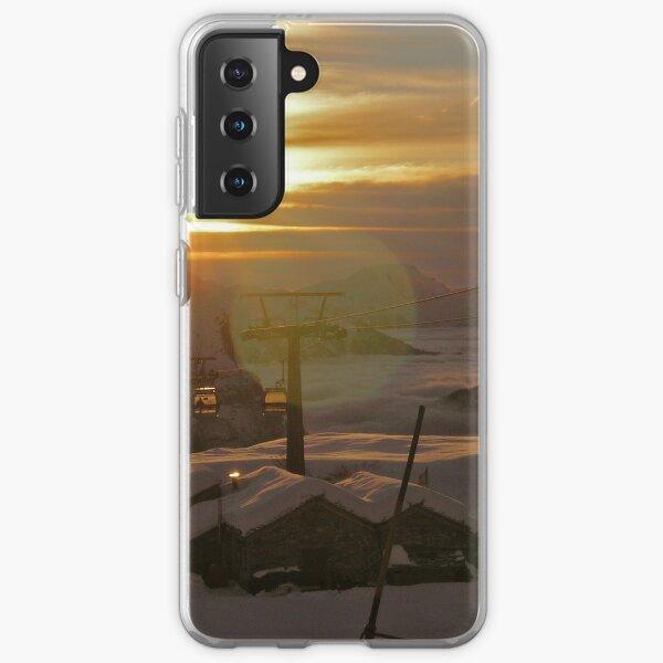 sunrise Samsung Galaxy Soft Case