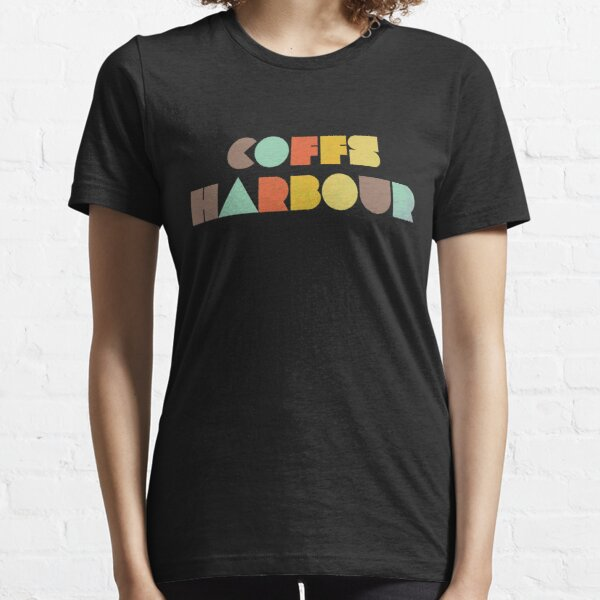 Coffs Harbour Vintage Essential T-Shirt
