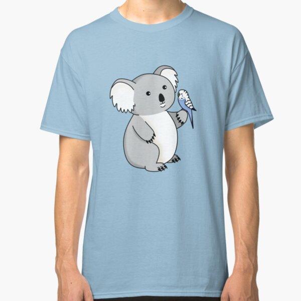 Koala and Blue Budgie Classic T-Shirt