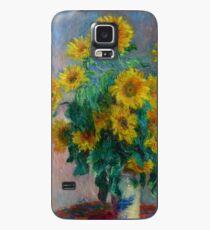 Claude Monet - Bouquet of Sunflowers Case/Skin for Samsung Galaxy