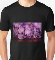 Wisteria On Top Of A Desk Unisex T-Shirt