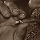 The Smoker by Jonice