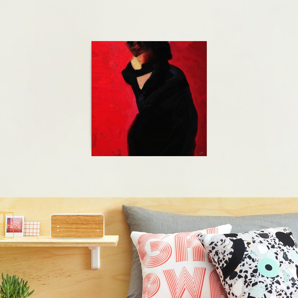 RED encounter Photographic Print