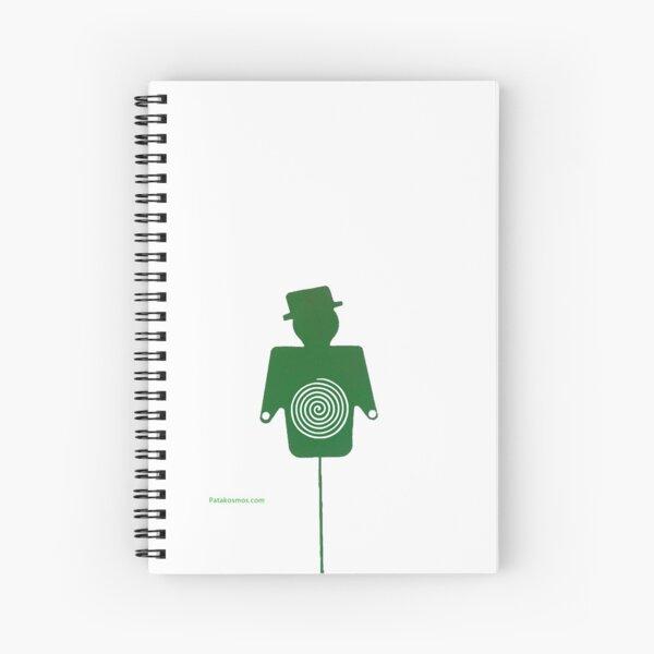 Patakosmos logo Spiral Notebook