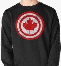 Captain Canada (Distressed) Pullover