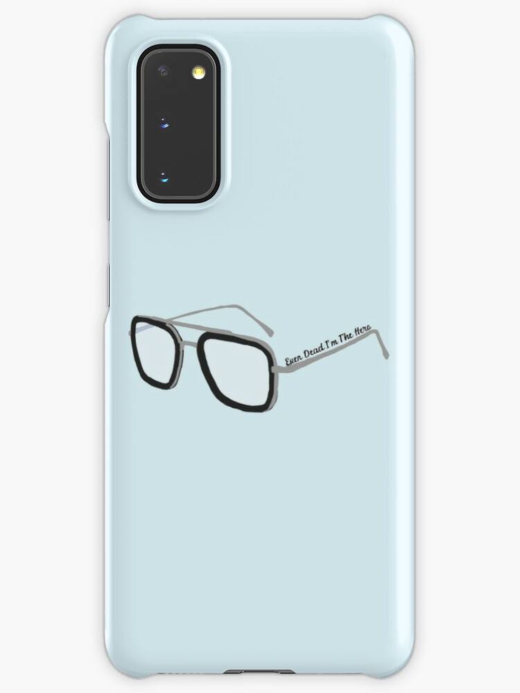 Edith Glasses Case Skin For Samsung Galaxy By Darlingraphics1 Redbubble Edith prickley was a character in all six seasons of the canadian sketch comedy series sctv. redbubble