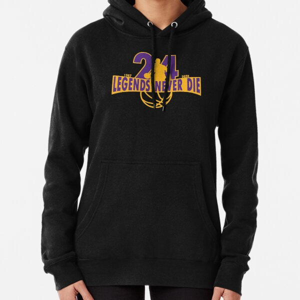 Legends Never Die Memorial Rip-Kobe T-Shirt gift Pullover Hoodie