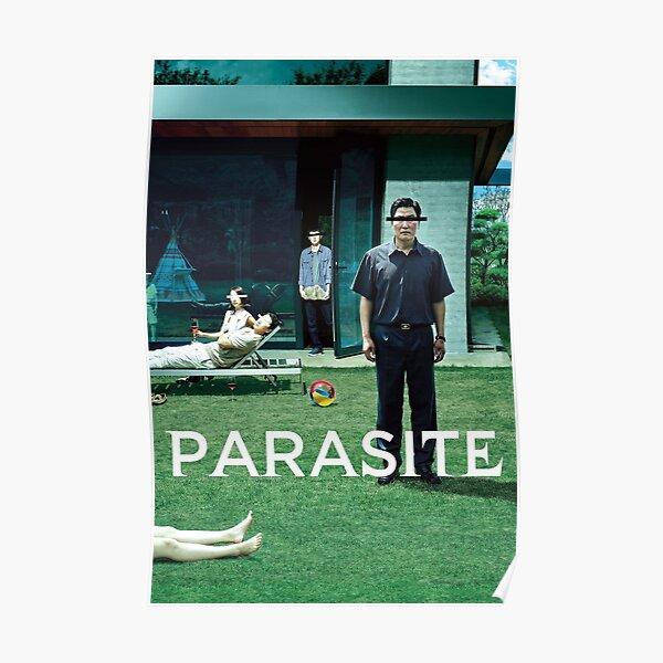 Parasite by Bong Joon-Ho (2019) Poster