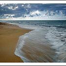 """Loiza Beach"", Puerto Rico by Jaime Hernandez"