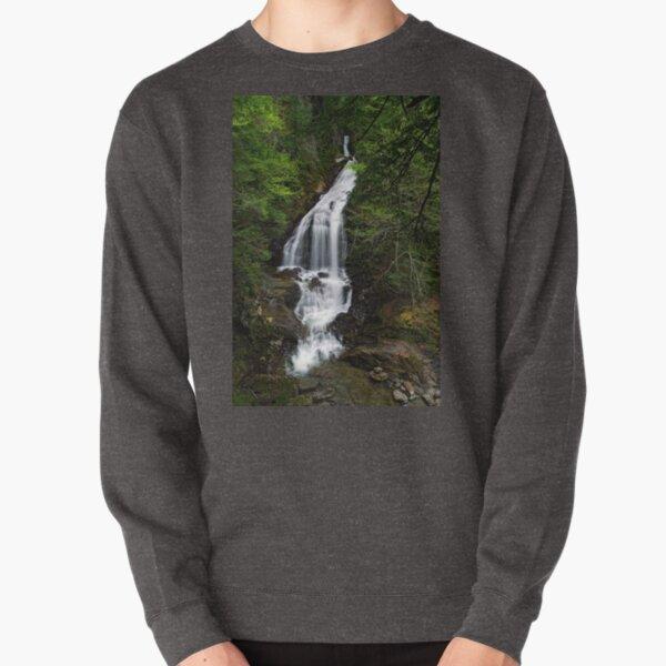 Moss Glen Falls, Stowe - An Overview Pullover Sweatshirt