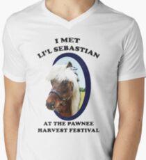 Lil Sebastian Men's V-Neck T-Shirt