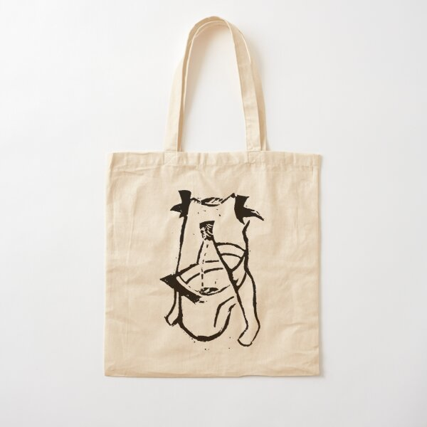 A true woman Cotton Tote Bag