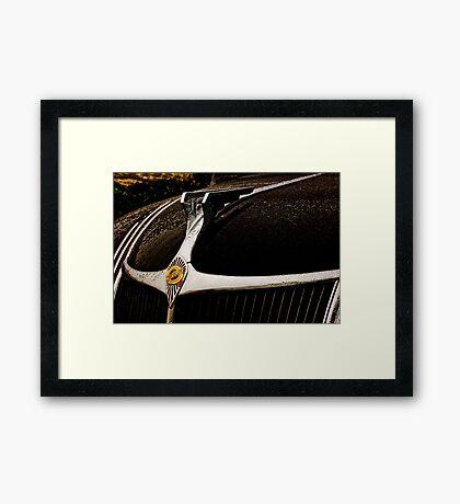 Art Deco Chrysler Framed Print