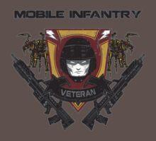 Veteran's Badge- Starship Troopers