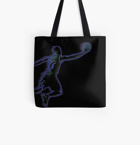 Kobe All Over Print Tote Bag