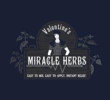Resident Herbalist- Resident Evil