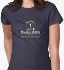 Resident Herbalist- Resident Evil Women's Fitted T-Shirt