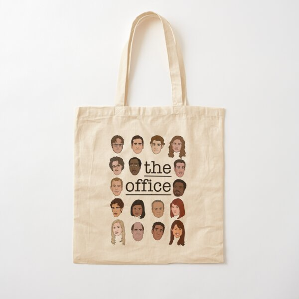 The Office Crew Cotton Tote Bag