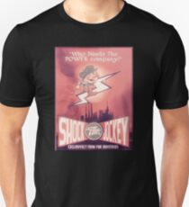 BioShock Infinite – Shock Jockey Poster T-Shirt