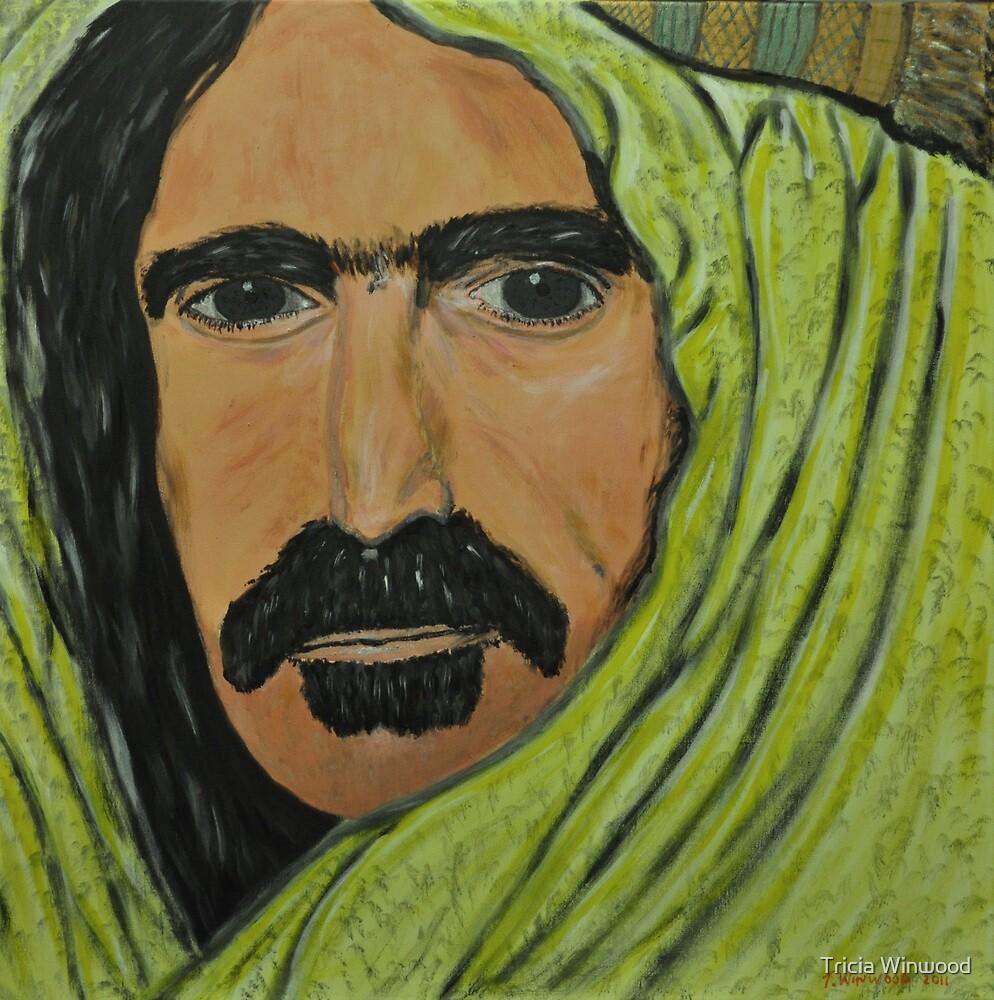 Frank Zappa ??????? by Tricia Winwood