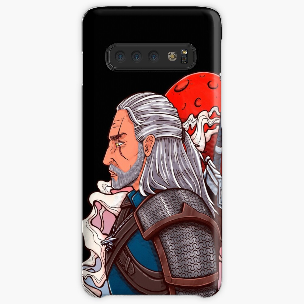 White Wolf Case & Skin for Samsung Galaxy