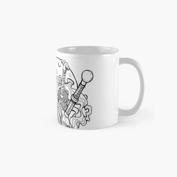 White Wolf Classic Mug