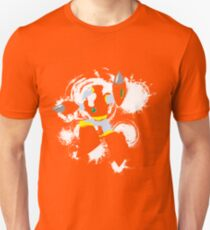 Crash Man Splattery T T-Shirt