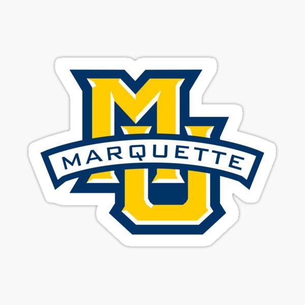Marquette Sticker