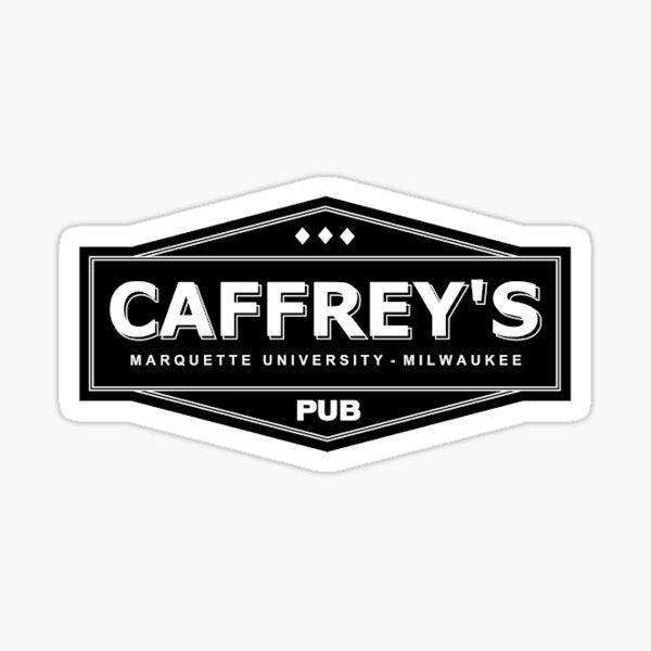 Caff's Sticker