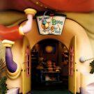 Wonderland Bookstore by Erica Yanina Horsley