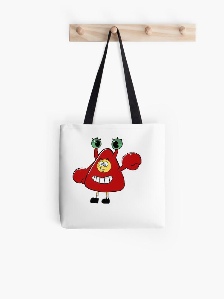 Spongebob Small Tote Bag