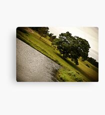 Two Rivers Canvas Print