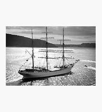 Sailing Light Photographic Print