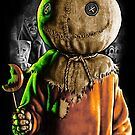 Trick r Treat by cs3ink