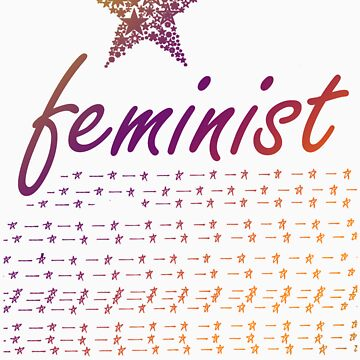 Feminist Star by incurablehippie