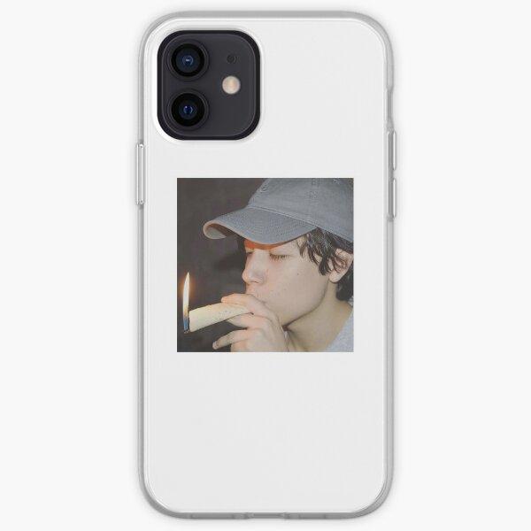 Quackityhq Smoking A Burrito iPhone Soft Case