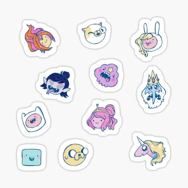 Adventure Time Friends 1 Sticker