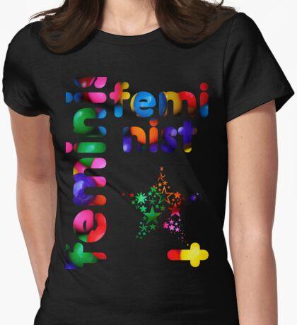 Jelly Bean Feminist T-Shirt