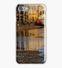 Blue Rocks, Nova Scotia iPhone Case/Skin