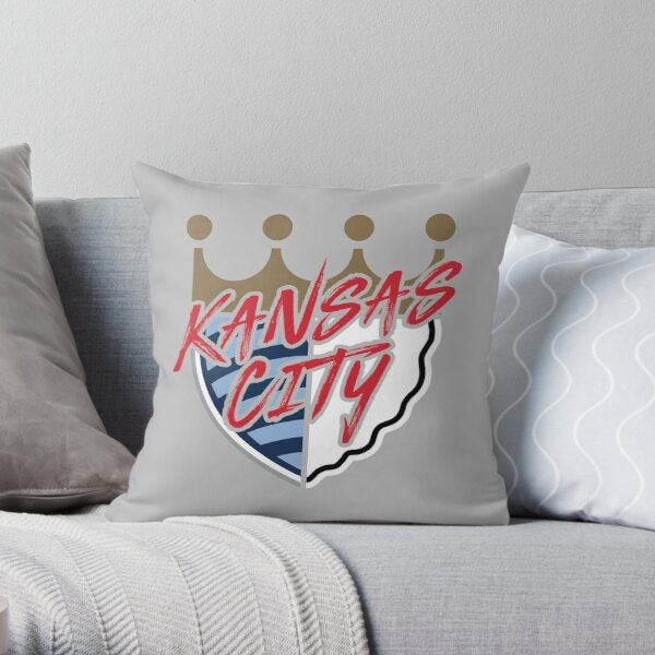 KC Sports Throw Pillow